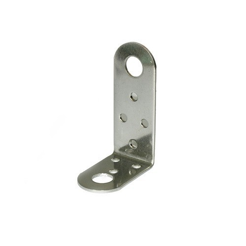 Sirio M-1 90 degrees stainless steel bracket