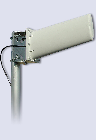 SLP-1.7÷2.5-11 MULTI-BAND Directional Antenna(GSM,DCS,UTMS,WLAN)