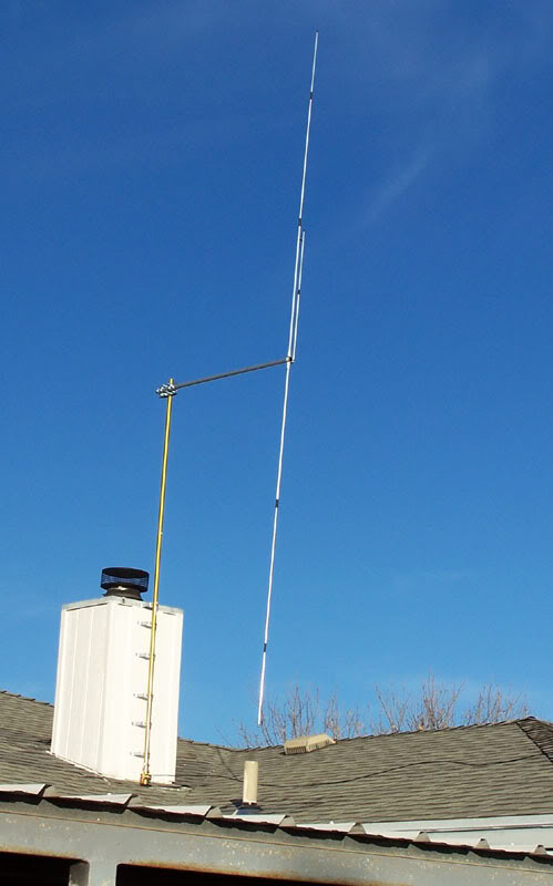 Sirio SD 27 26.5 - 30mhz Dipole Base Antenna