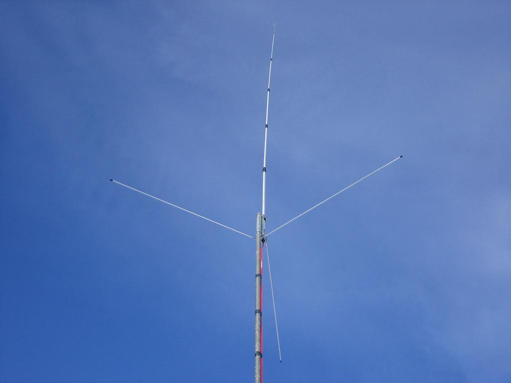 Sirio GPE 27 5/8 26.4-29 Mhz Tunable 10M-HAM Base Antenna