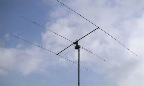 Sirio SY 27-3 3 elements Tunable 26.5-30mhz 10M-HAM Yagi Antenna
