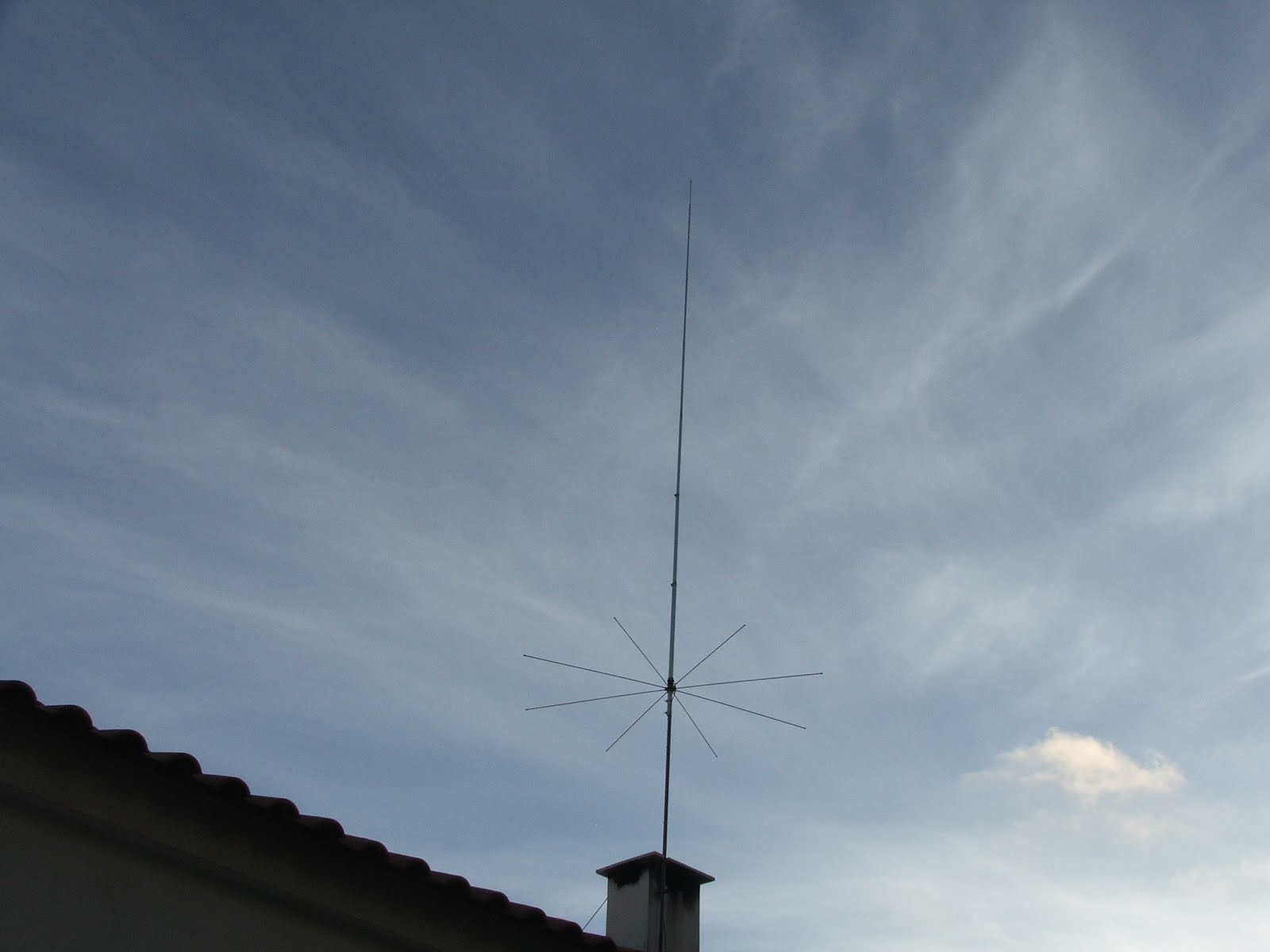 Sirio 827 (26.4 - 28.4 Mhz) 10M-HAM 3000W Tunable Base Antenna