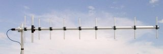 Sirio WY380-10N 380-440MHz Base Station 10 Element Yagi Ant