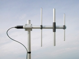 Sirio 380-3N UHF 380-440 MHz Base Station 3 Element Yagi Ant